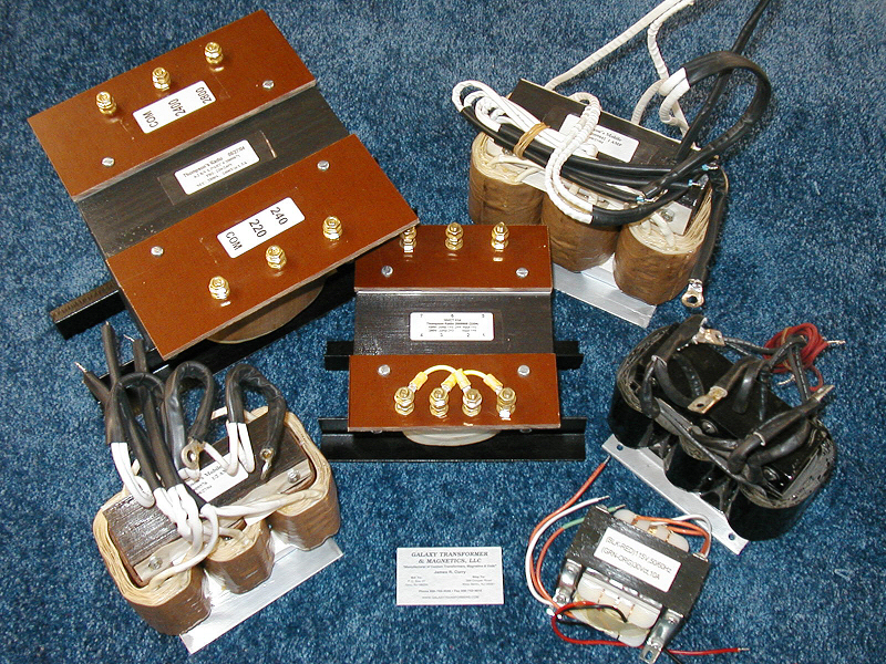 3 phase and power transformers